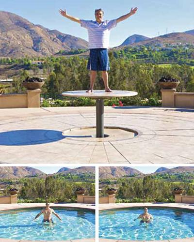 piscina escondida piscinas code