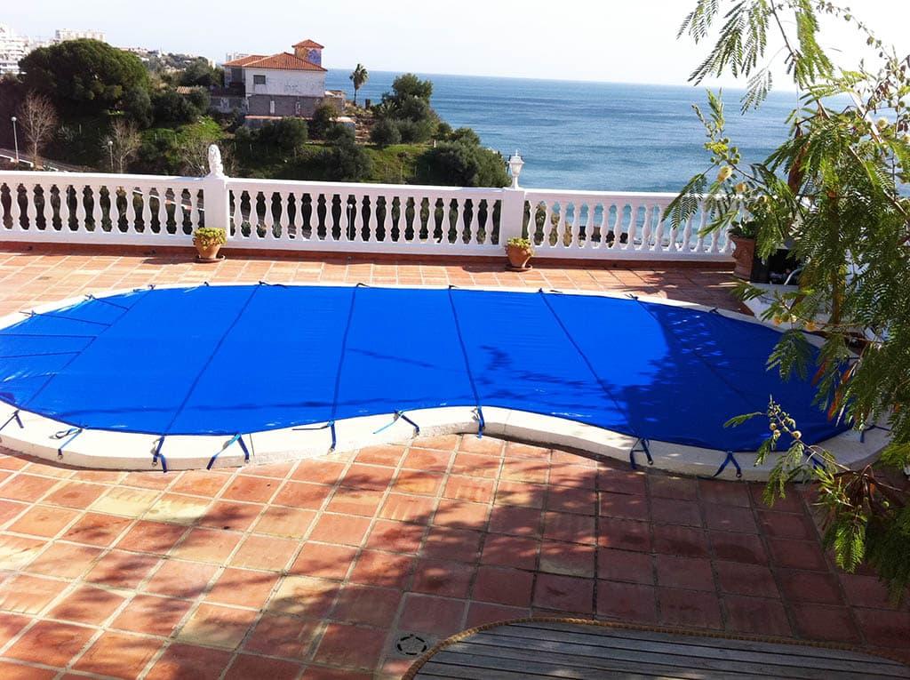 invernador para piscina