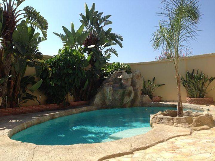 Construir piscina en Malaga