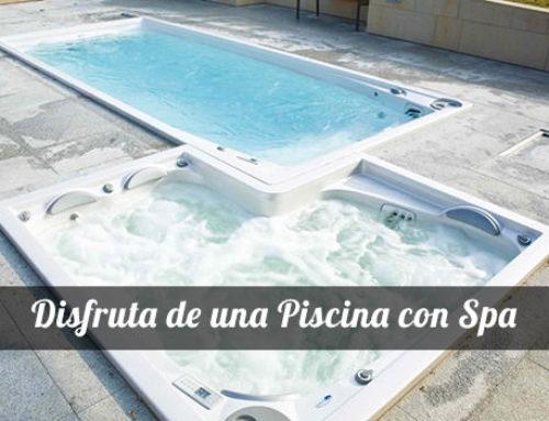 Piscina con Spa en casa, descubre el Swimpa