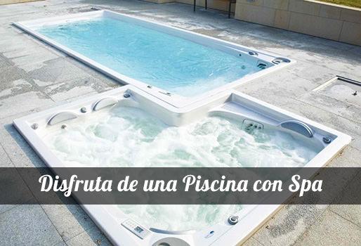 piscina con spa en casa descubre el swimpa